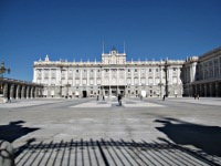 [Palacio Real a Madrid]
